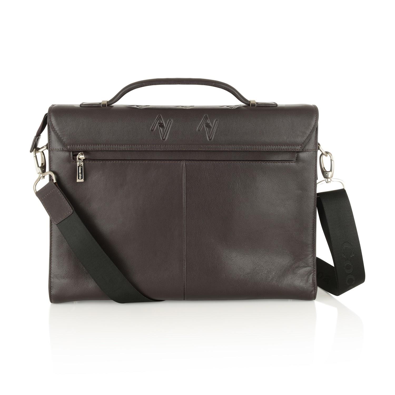 Mens Messeger Bag Back